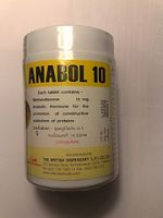 Anabol-10 50 Tablets
