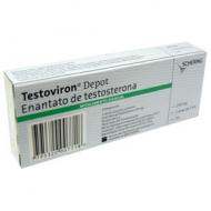 Testoviron Depot. 250mgs (Testosterona Enanthate)